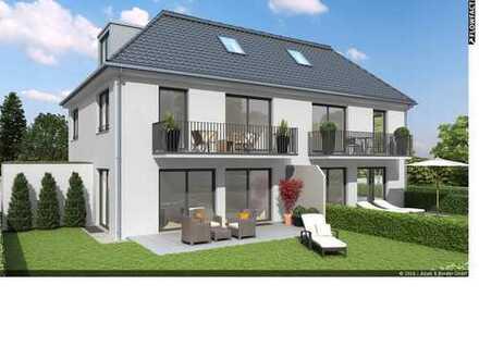 Elegante Doppelhaushälfte in schöner Untermenzinger Gartenstadtlage