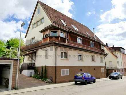 Doppelhaushälfte mit idyllischem Garten in ruhiger Wohnlage von Bammental