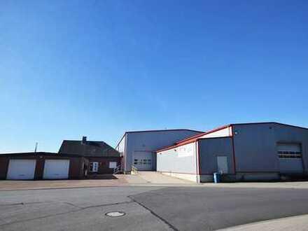 Büro- und Produktionsgebäude im Gewerbegebiet von Bargteheide zu verkaufen