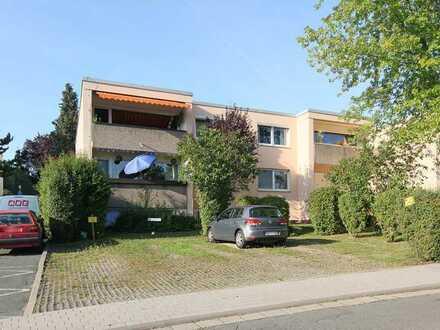 Zur Renovierung: 4-Zimmer-Wohnung ca. 96 m² mit Hobbyraumbereich im UG ca. 36 m² in ruhiger Lage!