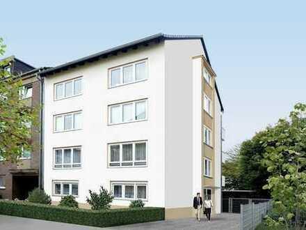MFH mit fast 5 % Rendite! Solide 383qm-Risikostreuung in Düsseldorf mit Garagenpark.