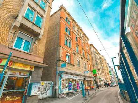 Sanierte 4 Zimmeraltbauwohnung in Stöckach