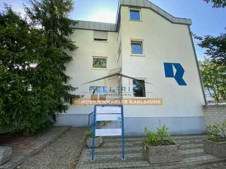 OFFICELIFE: gepflegte Büroetage im Karlsruher Stadtteil Beiertheim-Bulach