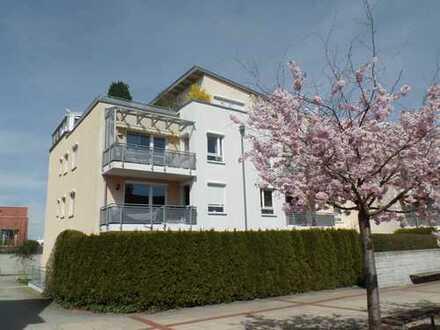 Gepflegte 3-Zimmer-Wohnung mit Balkon und Einbauküche in Augsburg