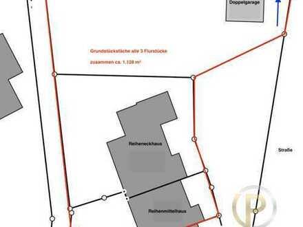 Baugrundstück in Halbhöhenlage von Esslingen