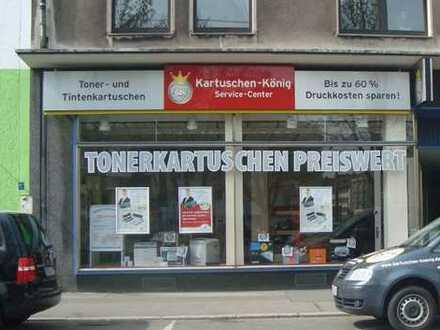 Höchst attraktive Ladenfläche am Dortmunder Wall