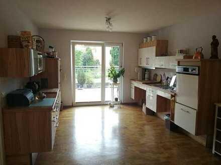 Neubau, teilmöblierte 3-Zimmer-Terrassenwohnung mit Fußbodenheizung, EBK in den Naabwiesen