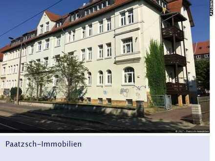 3-Zimmer DG Maisonette mit Laminat und schönem Innenhof in Leipzig-Großzschocher