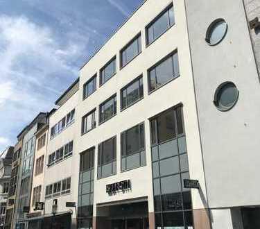 Vermietung zentraler Büroflächen in der Bonner Fußgängerzone