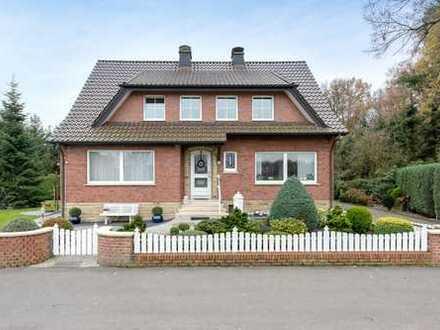 Freistehendes Einfamilienhaus im Außenbereich von Ochtrup!!