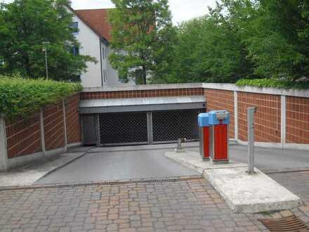 Tiefgaragenstellplatz nur 5 min fußläufig zum S-Bhf Hoppegarten