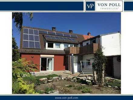 **DHH aufgeteilt in zwei Wohnungen** idyllische Lage, in Neu-Ulm, Ludwigsfeld