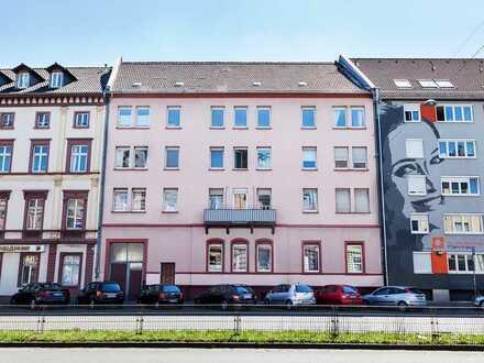 Schöne 2 Zimmerwohnung in Mannheim, Innenstadt/Jungbusch