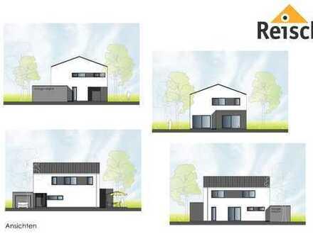 Großzügiges Einfamilienhaus mit Süd/West-Terrasse