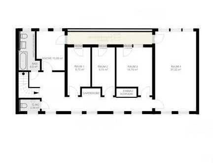 Wohntraum mit Haus-charakter im Herzen Rüttenscheids