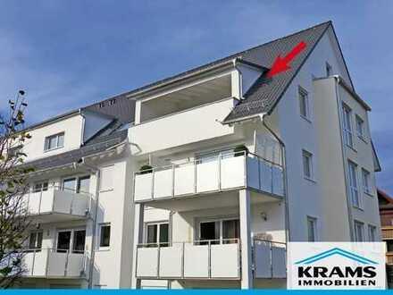 Erstbezug! 4-Zimmer-Neubauwohnung mit Dachterrasse und herrlichem Ausblick!