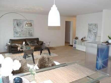 Schön hier: helle 3 Zimmer-Wohnung mit Balkon