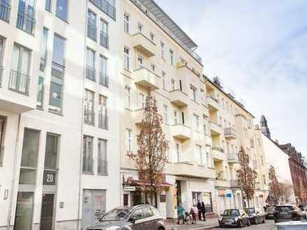 Freie 1-Zi-Wohnung In toller Lage im Bötzowviertel - www.pasteur18.de