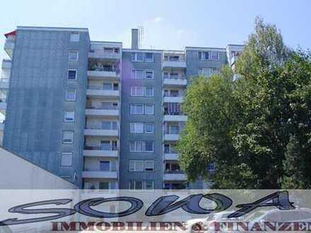 3 Zimmer Wohnung mit Südbalkon in Neuburg an der Donau von ihrem Immobilienpartner SOWA Immobilie...