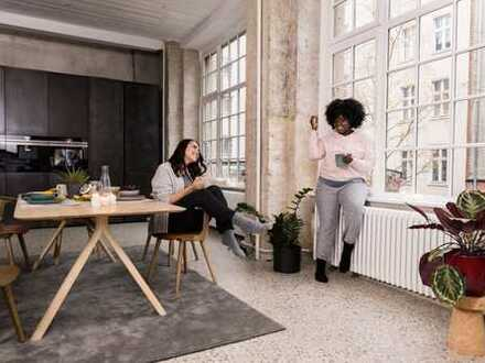 Cooles Co-Living Projekt in Potsdamer Stadthaus