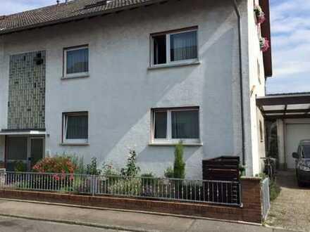 3,5-Zimmer Wohnung in Hemsbach mit großem Balkon und schönem Bad