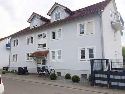 Traumwohnung in Traumlage mit Stellplatz und Balkon