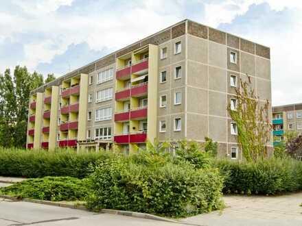 Mit Aufzug: 1-Zimmer-Wohnung mit Balkon