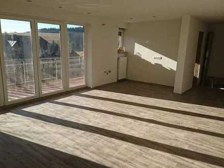 1 Zi.-Apartment (51m²) mit EBK und Balkon
