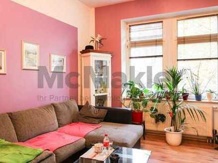 Renovierte 2-Zimmer-Wohnung in Main-Nähe - Gemütliches Eigenheim für Singles oder Paare!
