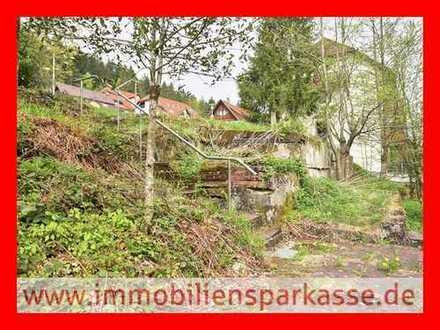 Bauen in idyllischer Waldrandlage