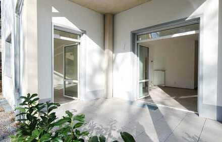 Mitten in der Stadt und gleichzeitig ruhig - NEUE 3-Zimmer-Eigentumswohnung zum Erstbezug