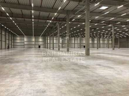 Neubau einer Logistikhalle im Raum Erding