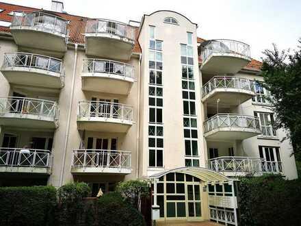 Traumlage in Schwabing, 1 Zimmer Wohnung mit Balkon