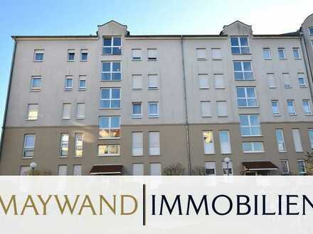TOP ANGEBOT: 2-ZKB Wohnung mit Balkon und TG-Stellplatz