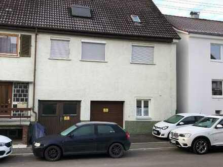 Eigentumswohnung im Stil eines Doppelhauses mit Garten in Steinheim-Söhnstetten zu verkaufen.