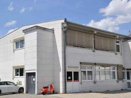 Provisionsfreier, beheizbarer Lagerraum ca. 100 m² im Gewerbegebiet Hubertusstraße