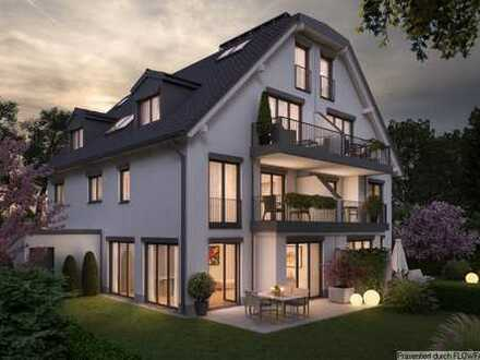 W11 L I V I N G - Wohnen auf über 330m² mit sonnigem Garten in Bogenhausen-Denning