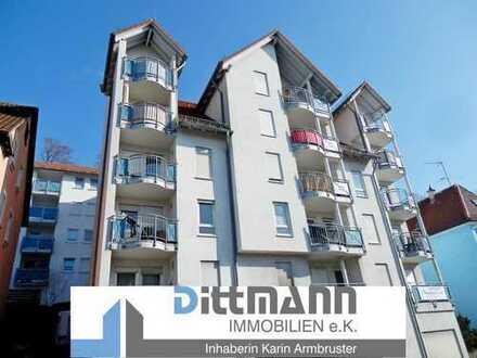 Studenten-Appartement mit Balkon - Nähe Fachhochschule Albstadt