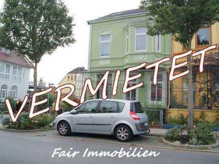 * HASTEDT   Altbau-Wohnung über zwei Etagen in saniertem Altbremer Haus *