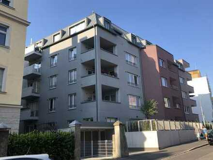 Beethovenviertel Augsburg Exclusiver Neubau 2-Zimmer-Terrassenwohnung - Bahnhofsnähe