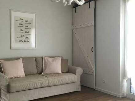 Neuwertige 3-Zimmer-Wohnung mit Terrasse und Einbauküche in Grenzach-Wyhlen