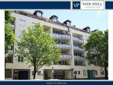 Ein Sommer an der Isar! Toll geschnittene Wohnung mit 2 Balkonen
