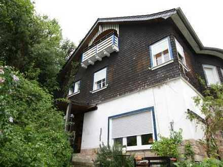 Traumhafte kleine Villa in top Hanglage Bensheim Auerbach