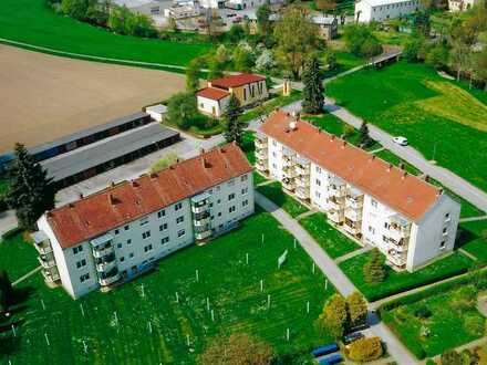 Schöne Drei-Zimmer Wohnung in Großpostwitz - ruhige erholsame Lage -24c