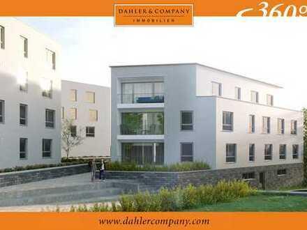 Familienfreundliche 4-Zimmer-Penthouse-Wohnung mit ca. 37 m² Dachterrasse