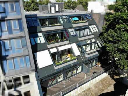 Zentrumsnahes Büro mit Wohncharakter