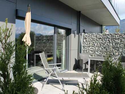750€ inkl. aller Kosten - voll möbliertes Neubau Apartment mit Terasse