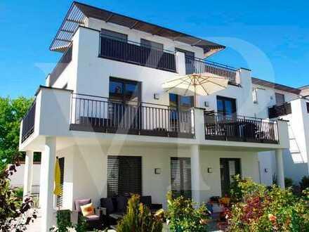 luxuriöse 4 Zimmer-Wohnung
