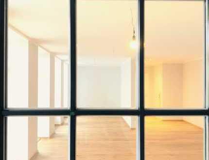 *Exklusive-Lofts*   Erstbezug im Waldstraßenviertel   Hinterhauslage