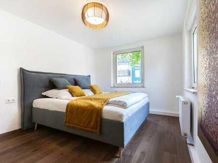 Neu sanierte 3-Zimmer-Wohnung mit Balkon